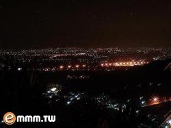 華山夜景(網友提供)